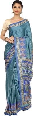 Adaaya Printed Fashion Crepe Sari