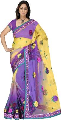 Pbs Prints Self Design Bollywood Net Sari
