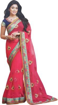 Sahaj Embellished Fashion Net Sari