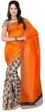 Heer Ganga Floral Print Bhagalpuri Art S...