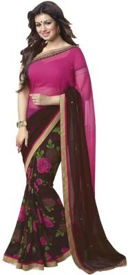 Kavita Fashion Printed Fashion Pure Georgette Sari