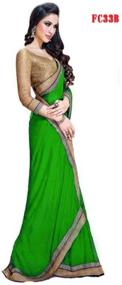 Accurate Collection Self Design Daily Wear Synthetic Sari