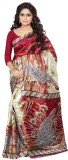 Ishaani Floral Print Bollywood Art Silk ...