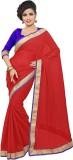 Triveni Striped Fashion Chiffon Sari