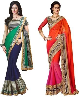 Hari Krishna sarees Top Women's  Combo