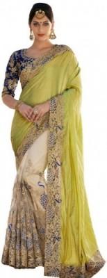 Style Sensus Embellished Bollywood Georgette Sari