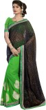 Manvaa Self Design Fashion Jacquard Sare...