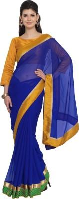Moiaa Embellished Fashion Georgette Sari