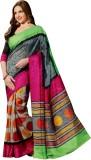 Taanshi Printed Bhagalpuri Art Silk Sare...