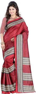 Pruthu Printed Fashion Art Silk Sari