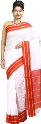 Nalliee Self Design Daily Wear Handloom Art Silk Sari