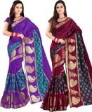 Indi Wardrobe Woven Banarasi Handloom Ba...