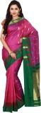 Indian Silks Self Design Kanjivaram Pure...
