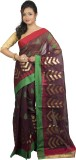 monidipa Self Design Fashion Poly Silk S...