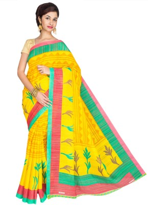 Erode Radha Self Design Fashion Georgette Sari