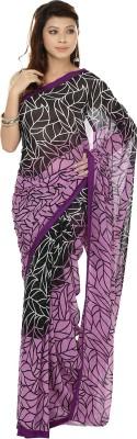 Sri Sai Vastra Printed Daily Wear Silk Sari