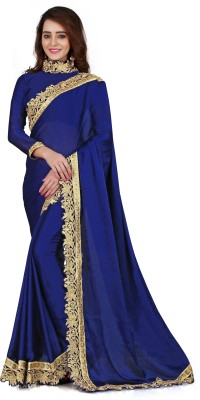 Anil Silk Mills Self Design, Embriodered Bollywood Pure Silk Sari