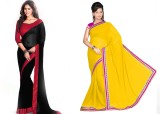 Krishna Creation Plain Bollywood Handloo...
