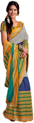 Shaili Printed Bollywood Art Silk Sari