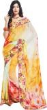 Sahiba Printed Fashion Georgette Saree (...