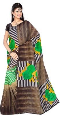 Rang Tarang Fab Printed Daily Wear Georgette Sari