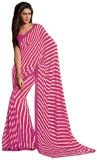 Deshna Printed Fashion Chiffon Sari