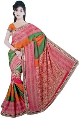 Aashi Printed Bollywood Silk Sari