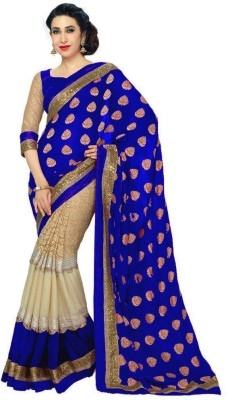 Apka Apna Fashion Self Design Bollywood Georgette Sari