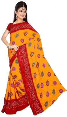 Daksh Enterprise Printed Daily Wear Cotton Sari