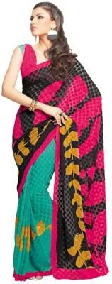 Vipul Saree Printed Daily Wear Georgette Sari