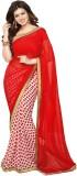 GStuffFashion Printed Bollywood Georgett...