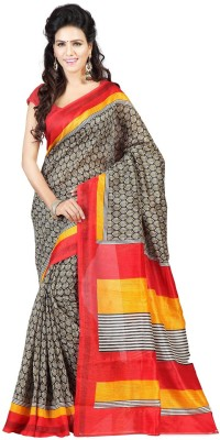 Pichkaree Printed Daily Wear Art Silk Sari