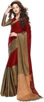 Shree Vaishnavi Self Design Bollywood Silk Cotton Blend Sari best price on Flipkart @ Rs. 1999
