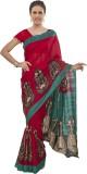 Jashn Embroidered Bollywood Cotton Saree...