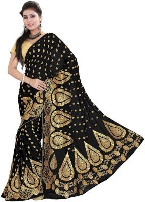 Sareeka Sarees Embriodered Bollywood Georgette Sari