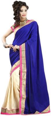 Radhe Fabrics Self Design Bollywood Jacquard Sari