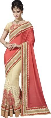 Melluha Embriodered Fashion Silk Sari