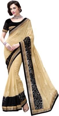 Resham Fabrics Embriodered Fashion Georgette Sari