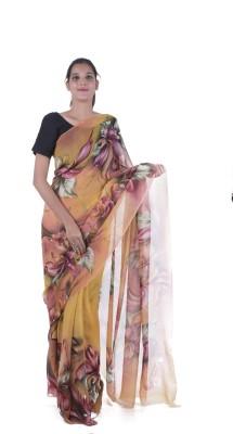 Surbhi Self Design Fashion Pure Georgette Sari