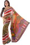 Samadhi Sarees Floral Print Daily Wear S...