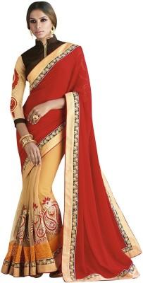 Shaili Embriodered Bollywood Georgette Sari