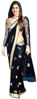 Gaps-Creation Embriodered Bollywood Georgette Sari