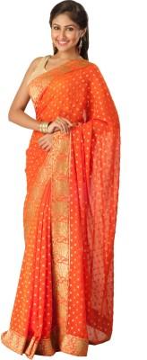 Tulaasi Digital Prints Fashion Viscose Sari