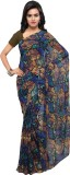 Four Seasons Floral Print Daily Wear Geo...