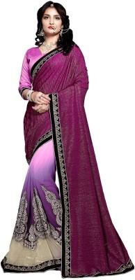 MADA Embriodered Fashion Georgette Sari