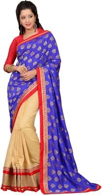 Shonaya Self Design Daily Wear Jacquard Sari