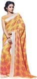 Vishal Printed Fashion Georgette Saree (...