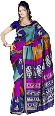 Sudarshan Silks Printed Daily Wear Art Silk Sari