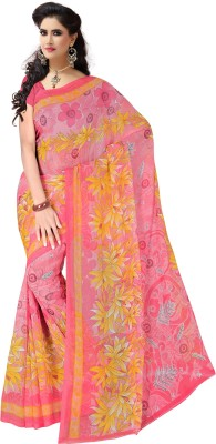 KumarSarees Printed Fashion Chiffon Sari