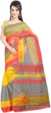 Lookslady Striped Fashion Net Saree (Mul...